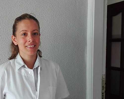 Eva Urpi. Treballadora Familiar
